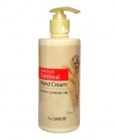 Крем для рук с экстрактом овса The Saem Care Plus Oatmeal Hand Cream