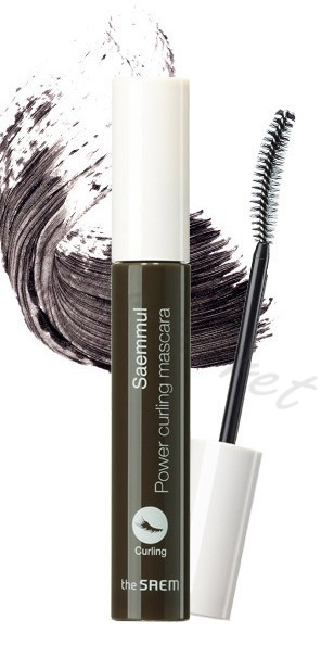 Тушь для ресниц The Saem Saemmul Power Mascara