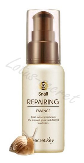 Эссенция для лица с муцином улитки Secret Key Snail Repairing Essence