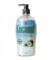 Гель для душа Кокос Banna Coconut Shower Gel, 500 мл