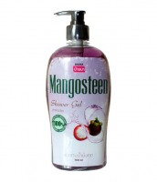 Гель для душа Мангостин Banna Mangosteen Shower Gel, 500 мл