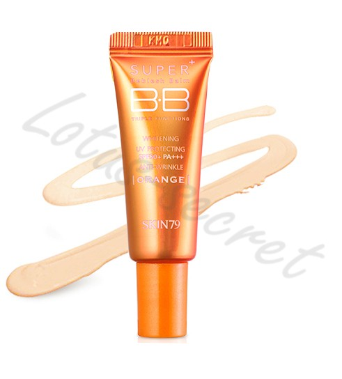 ББ-крем (миниатюра) Skin79 Super+ BB Cream Triple Functions Orange