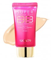 ББ крем Skin79 Hot Pink Super+ Beblesh Balm Triple Functions (туба)