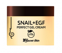 Крем-гель для лица с муцином улитки и EGF Secret Skin Snail+EGF Perfect Gel Cream