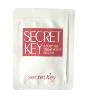 "Пробник ""Крем для лица на основе молочных культур"" Secret Key Starting Treatment Cream"