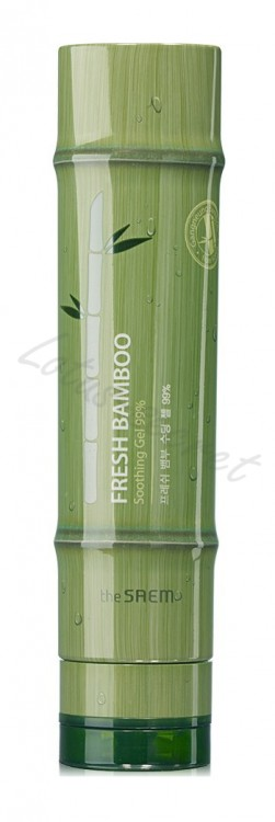 Гель для тела с экстрактом бамбука The Saem Fresh Bamboo Soothing Gel 99%